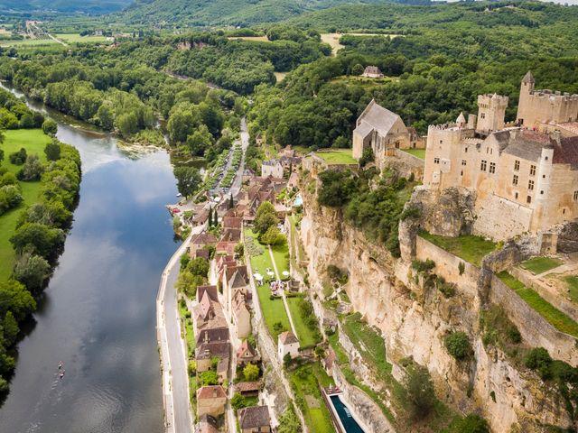 Le mariage de Piers et Steven à Beynac-et-Cazenac, Dordogne 1