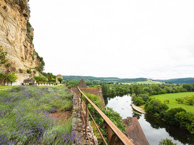 Le mariage de Piers et Steven à Beynac-et-Cazenac, Dordogne 10