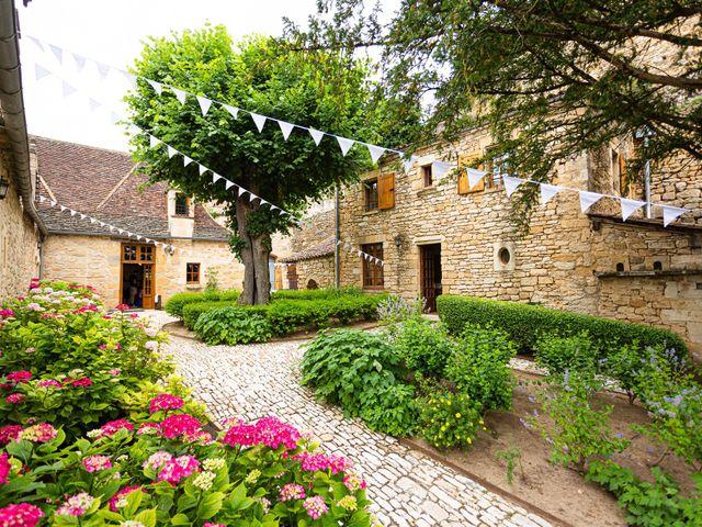 Le mariage de Piers et Steven à Beynac-et-Cazenac, Dordogne 11