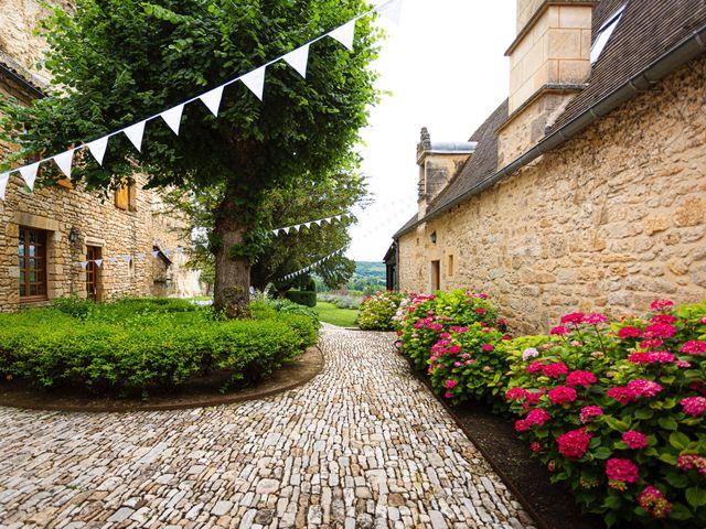 Le mariage de Piers et Steven à Beynac-et-Cazenac, Dordogne 13