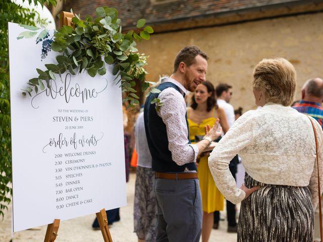 Le mariage de Piers et Steven à Beynac-et-Cazenac, Dordogne 14
