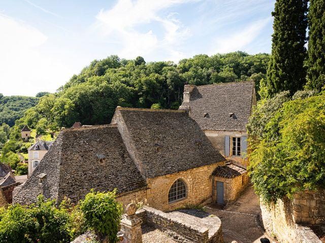 Le mariage de Piers et Steven à Beynac-et-Cazenac, Dordogne 17