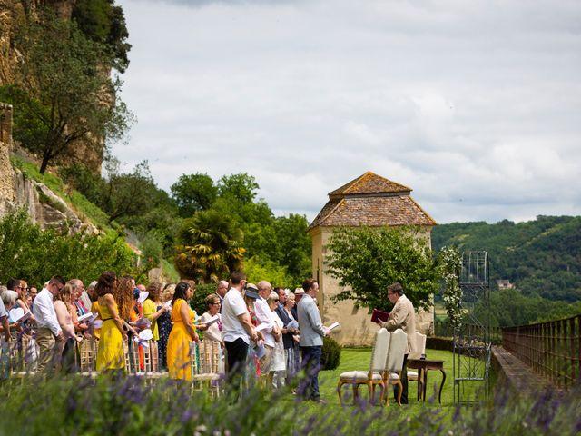 Le mariage de Piers et Steven à Beynac-et-Cazenac, Dordogne 25