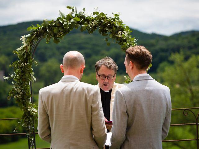 Le mariage de Piers et Steven à Beynac-et-Cazenac, Dordogne 26