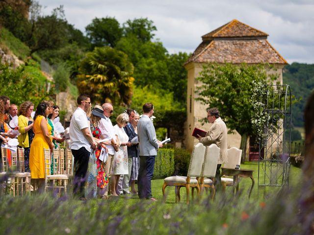 Le mariage de Piers et Steven à Beynac-et-Cazenac, Dordogne 28