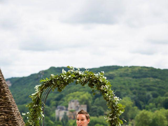 Le mariage de Piers et Steven à Beynac-et-Cazenac, Dordogne 29