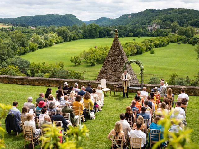Le mariage de Piers et Steven à Beynac-et-Cazenac, Dordogne 51