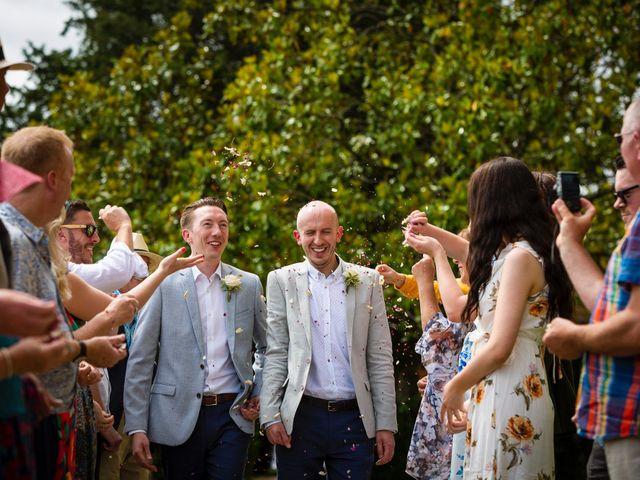 Le mariage de Piers et Steven à Beynac-et-Cazenac, Dordogne 54