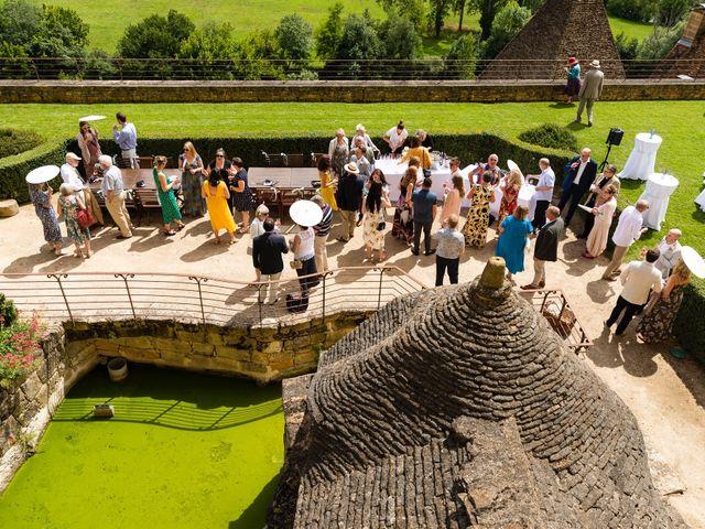 Le mariage de Piers et Steven à Beynac-et-Cazenac, Dordogne 57