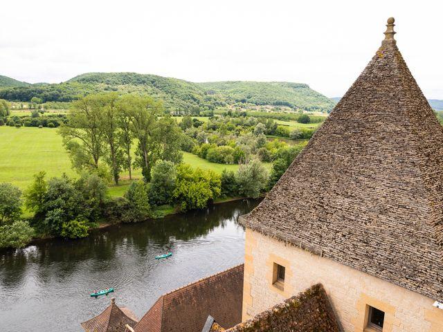 Le mariage de Piers et Steven à Beynac-et-Cazenac, Dordogne 68