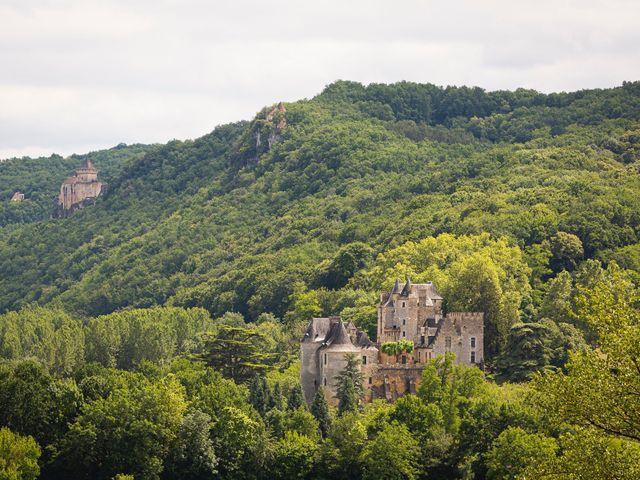 Le mariage de Piers et Steven à Beynac-et-Cazenac, Dordogne 69