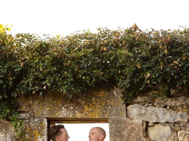 Le mariage de Piers et Steven à Beynac-et-Cazenac, Dordogne 78