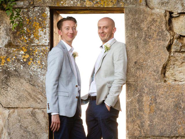 Le mariage de Piers et Steven à Beynac-et-Cazenac, Dordogne 79