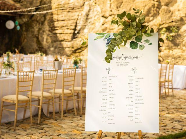 Le mariage de Piers et Steven à Beynac-et-Cazenac, Dordogne 83
