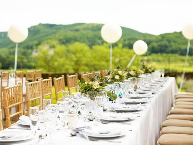 Le mariage de Piers et Steven à Beynac-et-Cazenac, Dordogne 92