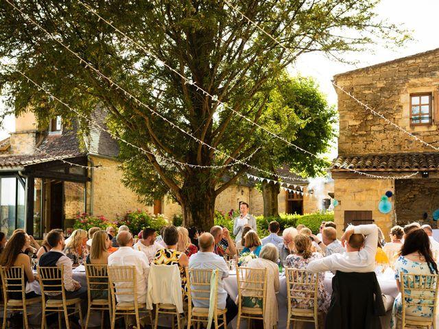 Le mariage de Piers et Steven à Beynac-et-Cazenac, Dordogne 98