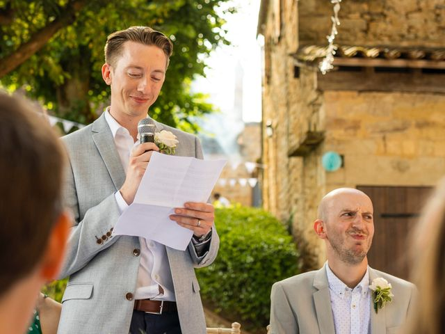 Le mariage de Piers et Steven à Beynac-et-Cazenac, Dordogne 101