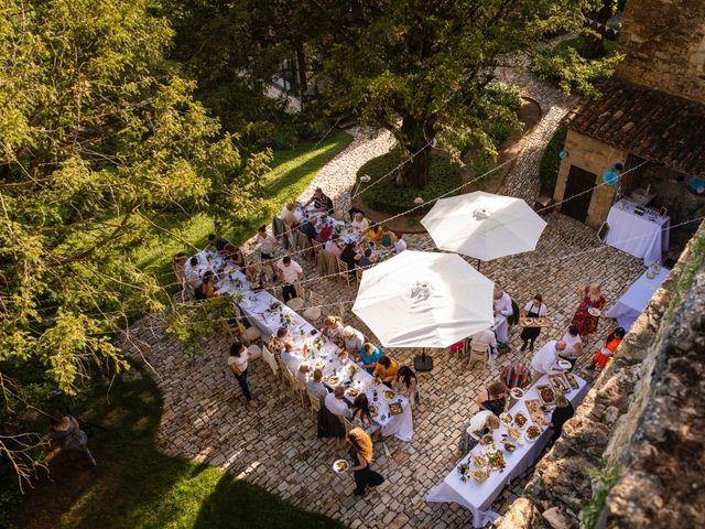 Le mariage de Piers et Steven à Beynac-et-Cazenac, Dordogne 109