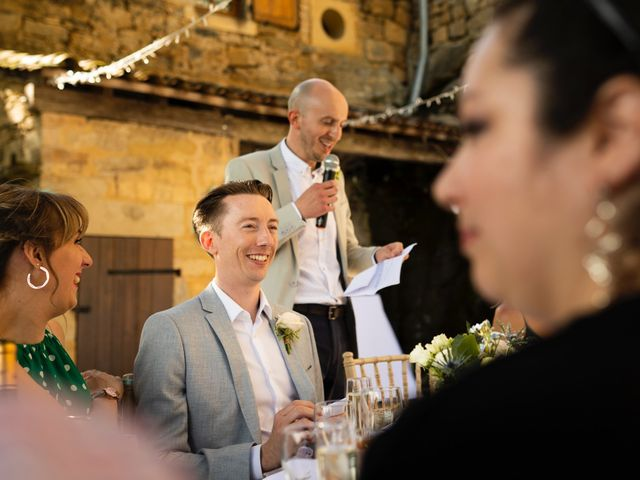 Le mariage de Piers et Steven à Beynac-et-Cazenac, Dordogne 112