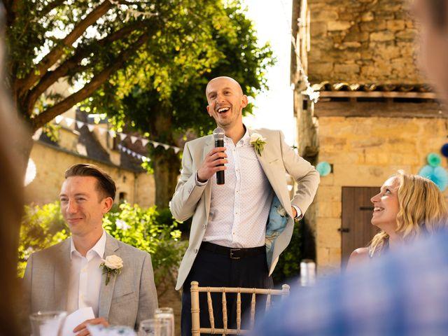 Le mariage de Piers et Steven à Beynac-et-Cazenac, Dordogne 115