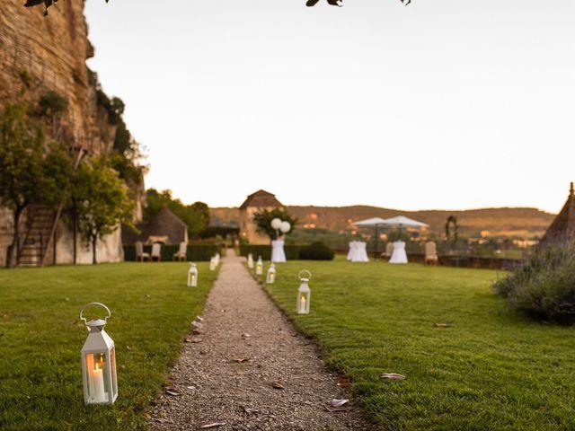 Le mariage de Piers et Steven à Beynac-et-Cazenac, Dordogne 121