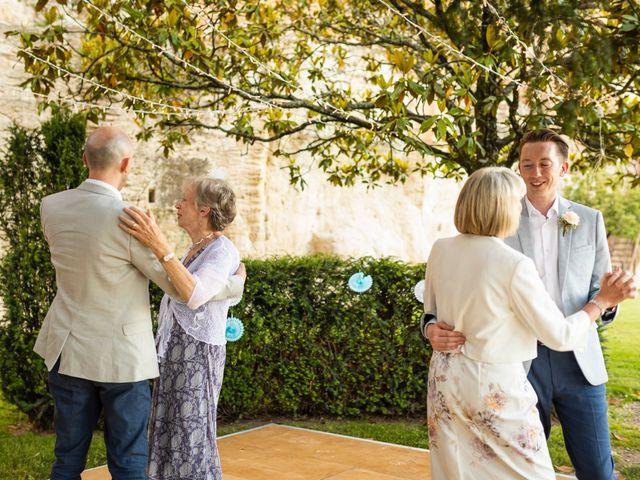 Le mariage de Piers et Steven à Beynac-et-Cazenac, Dordogne 122