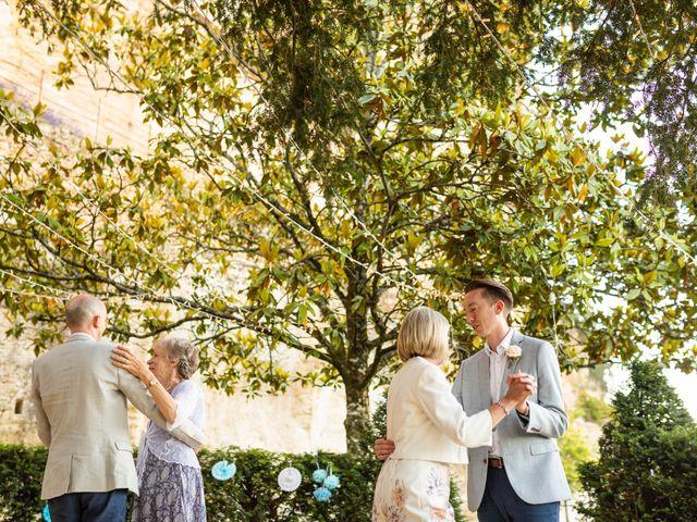Le mariage de Piers et Steven à Beynac-et-Cazenac, Dordogne 123