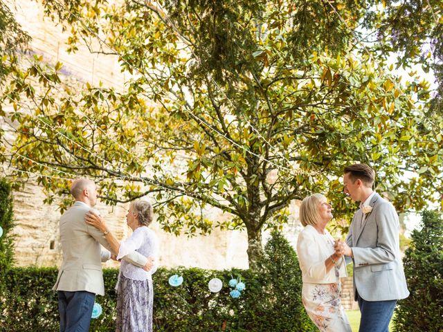 Le mariage de Piers et Steven à Beynac-et-Cazenac, Dordogne 124