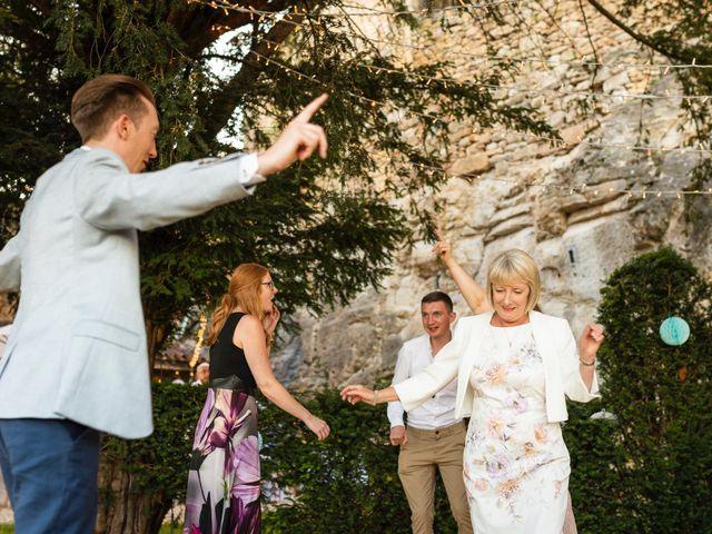 Le mariage de Piers et Steven à Beynac-et-Cazenac, Dordogne 125