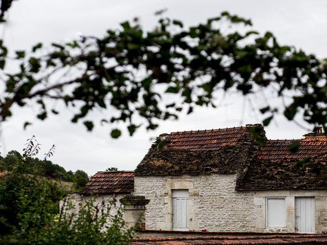 Le mariage de Romain et Célia à Châteauvillain, Haute-Marne 2