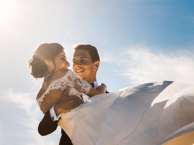 Le mariage de Myriam et Jean-Charles