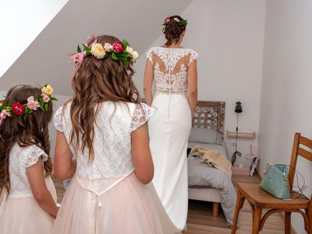 Le mariage de Cyril et Nathalie à Moulins, Allier 5