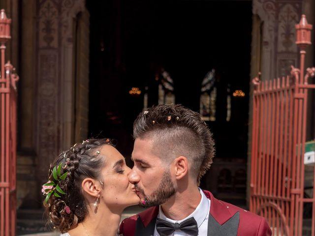 Le mariage de Cyril et Nathalie à Moulins, Allier 10