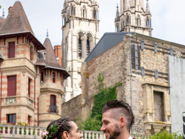 Le mariage de Cyril et Nathalie à Moulins, Allier 11