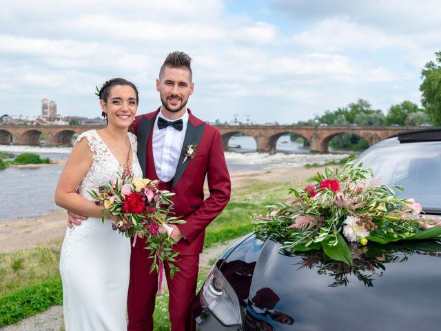 Le mariage de Cyril et Nathalie à Moulins, Allier 12