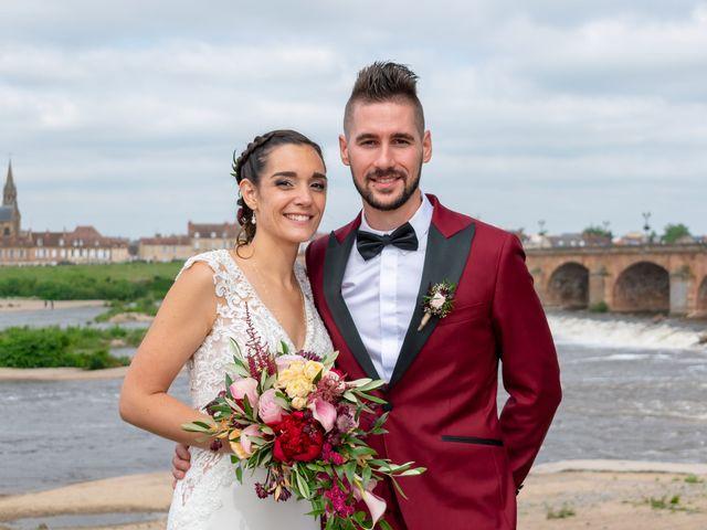 Le mariage de Cyril et Nathalie à Moulins, Allier 13