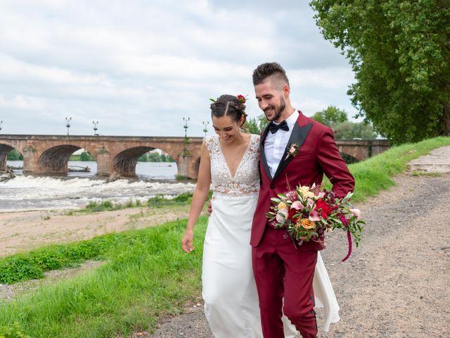Le mariage de Cyril et Nathalie à Moulins, Allier 14