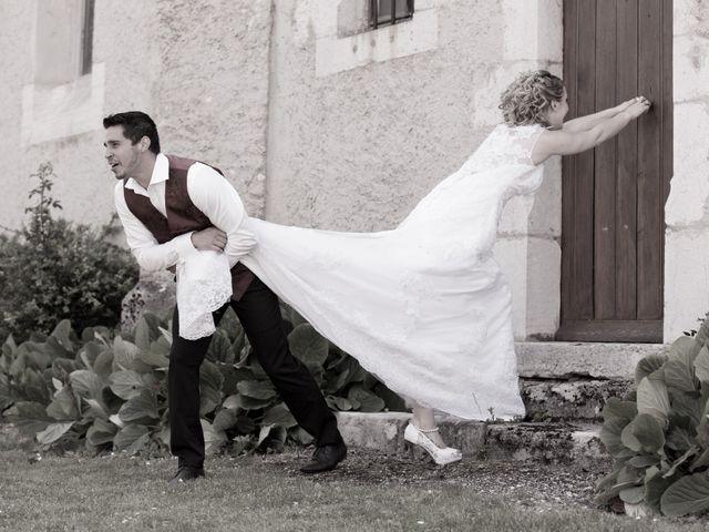Le mariage de Aurélien et Laura à Yenne, Savoie 2