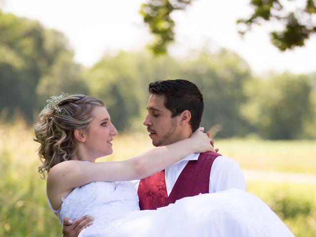 Le mariage de Aurélien et Laura à Yenne, Savoie 5