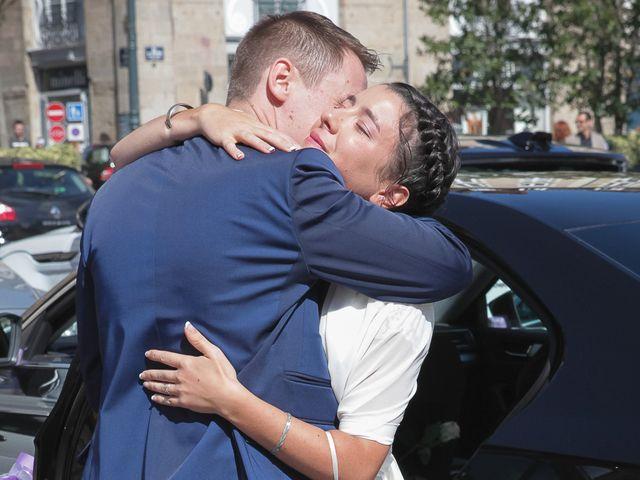 Le mariage de Anthony et Mélissa à Vitré, Ille et Vilaine 3