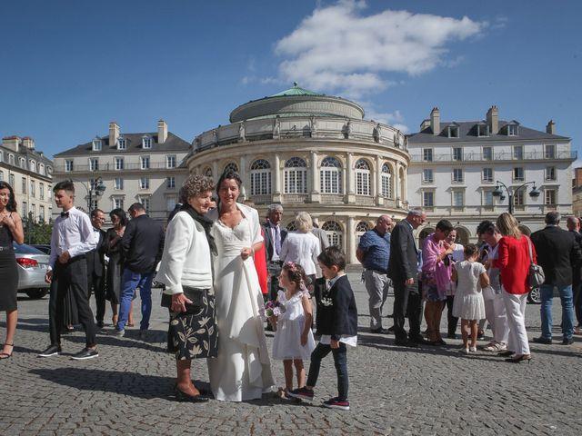 Le mariage de Anthony et Mélissa à Vitré, Ille et Vilaine 4