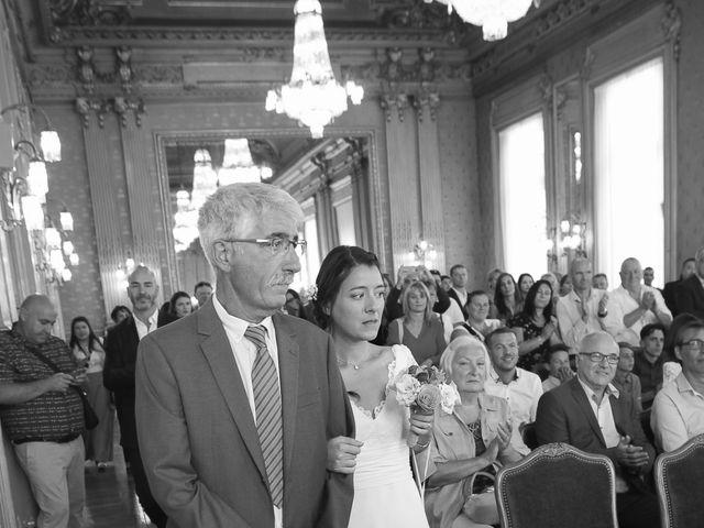 Le mariage de Anthony et Mélissa à Vitré, Ille et Vilaine 6
