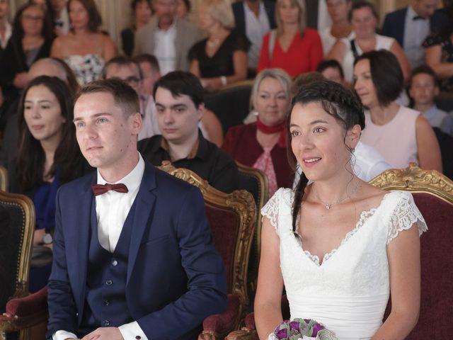 Le mariage de Anthony et Mélissa à Vitré, Ille et Vilaine 7