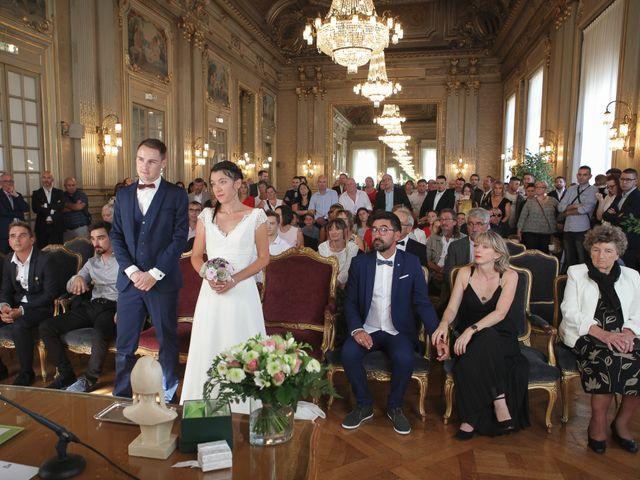Le mariage de Anthony et Mélissa à Vitré, Ille et Vilaine 8