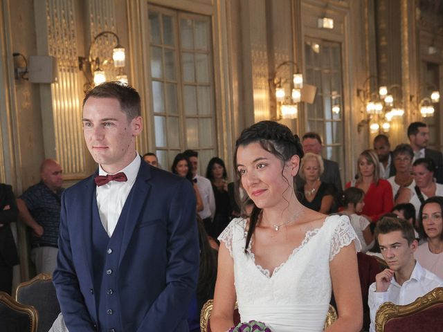 Le mariage de Anthony et Mélissa à Vitré, Ille et Vilaine 9