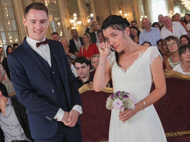 Le mariage de Anthony et Mélissa à Vitré, Ille et Vilaine 10