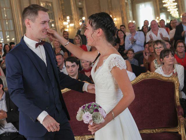 Le mariage de Anthony et Mélissa à Vitré, Ille et Vilaine 11
