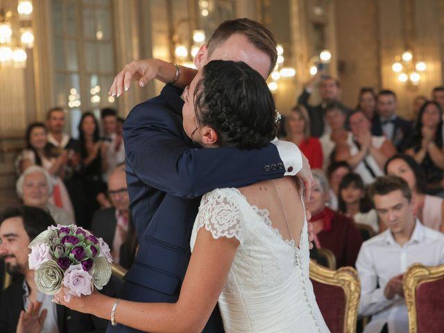 Le mariage de Anthony et Mélissa à Vitré, Ille et Vilaine 13