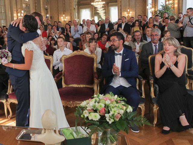 Le mariage de Anthony et Mélissa à Vitré, Ille et Vilaine 14