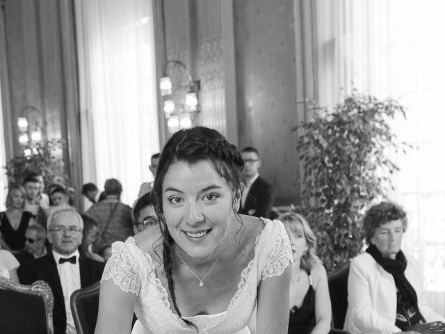 Le mariage de Anthony et Mélissa à Vitré, Ille et Vilaine 16